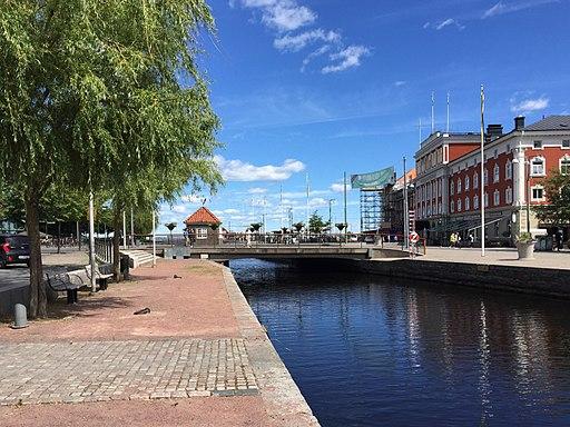 Jönköping University, Schweden