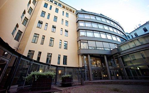Riga Graduate School of Law, Lettland
