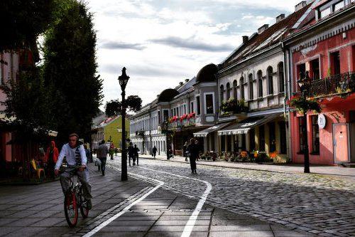 Kaunas in Litauen